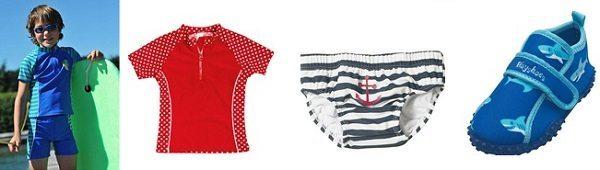 Mix & match de vrolijke zwemkleding van Playshoes