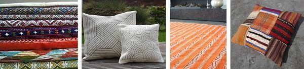 Mooi en fairtrade interieur textiel