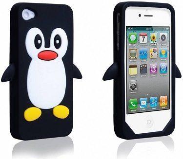 Win een pinguin hoesje voor je iPhone 4(s)