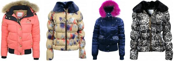 Freshlabelz - winterjassen