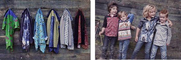 Vintage Cowboys: stoere handgemaakte blouses voor jongens
