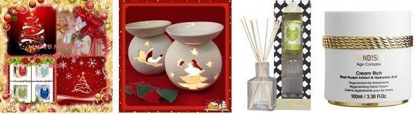 Een heerlijke kerst met de producten van Huidverzorging Mireille