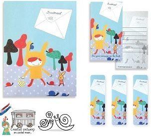 Snailmailshop: dé shop met liefde voor de handgeschreven brief