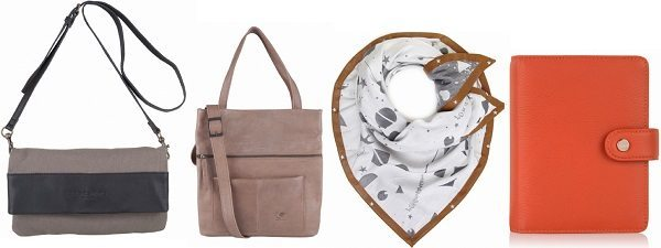 Trendy tassen, sieraden en accessoires