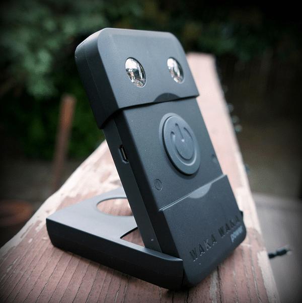 Zonnelader smartphone