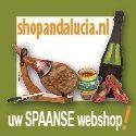 Shop Andalucia is genomineerd voor deelname aan The Ultimate Webshop 2014!