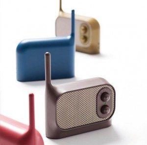 Designserie Mezzo: unieke design objecten met een vintage touch