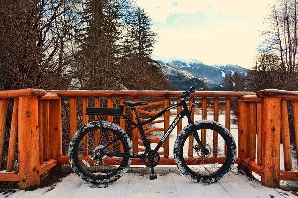 Surface604 elektrische Fat Bikes