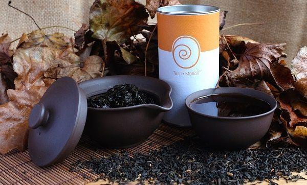 Tea in Motion - Eerlijke thee