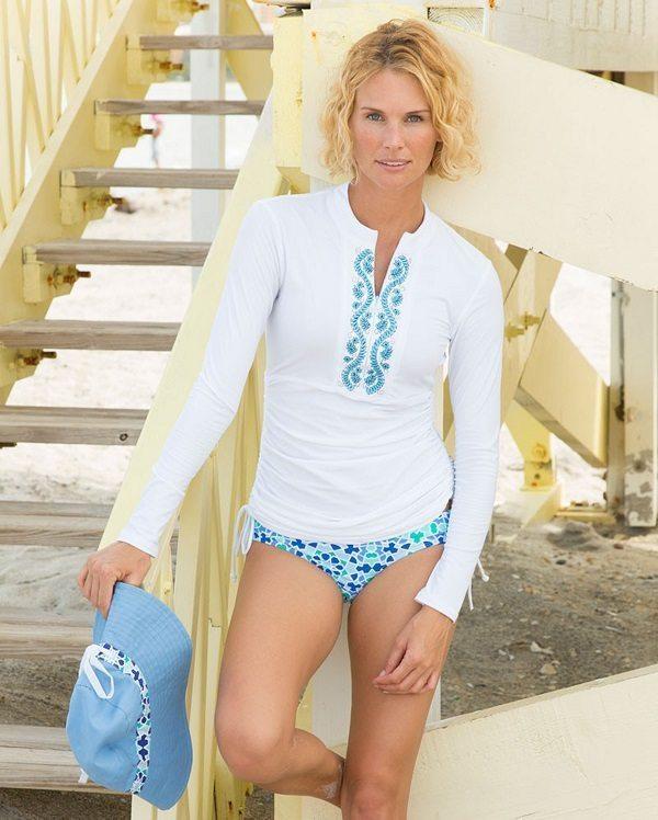 Nieuw bij UV-Fashions: modieuze UV-werende badmode van Cabana Life