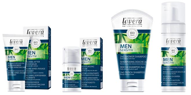 Lavera: 100% natuurlijke huidverzorging voor mannen