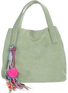Pretty please bag pastelgroen