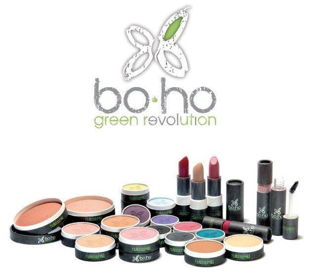 biologische cosmetica waarmee je de echte Boho look creëert