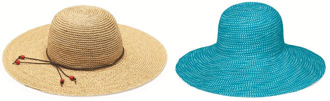 Zomerhoeden UV fashions