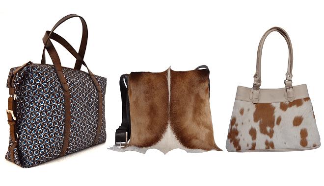 Nieuwe collectie BERS tassen: een stukje Afrika in Nederland