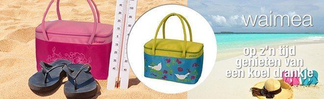 Trendy koeltasjes voor een dagje uit of naar het strand