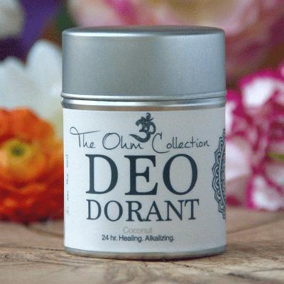 Natuurlijke deodorant SoloBioMooi