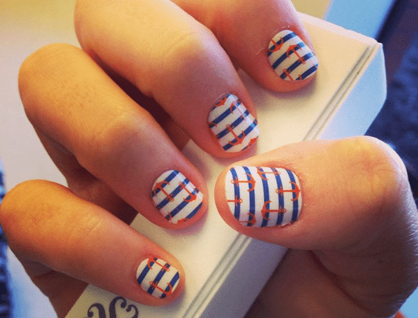 New Nautical nagels