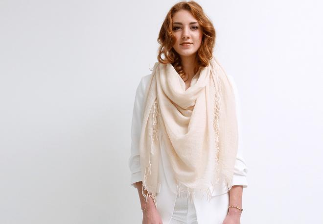 SjaalMania brengt nieuwe stijlvolle, luxe en zachte cashmere sjaals