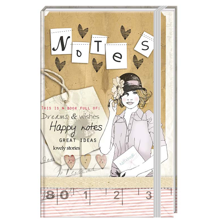 Notitieboek A6 notes