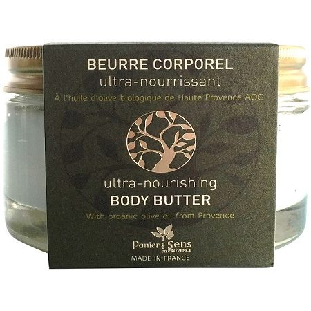 Organic Olive Body Butter