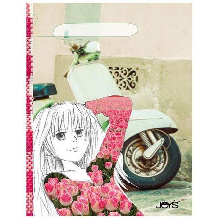 Schrift-Manga-Italië-van-Joys-voorkant
