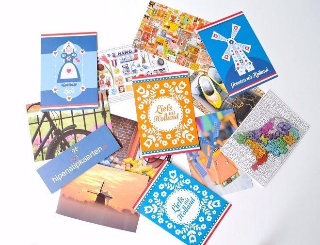 Hip & Stip Hollandse postkaarten