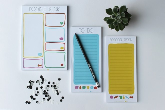 Winnen: Stationery pakket