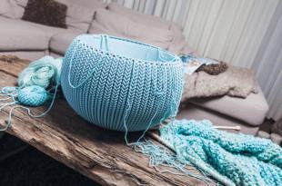 Tuinmeubelen.nl brengt nieuwe trend met gebreide meubelen van Curver