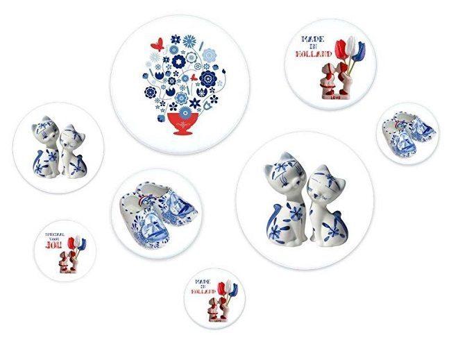 Buttons Hip & Stip Kaarten
