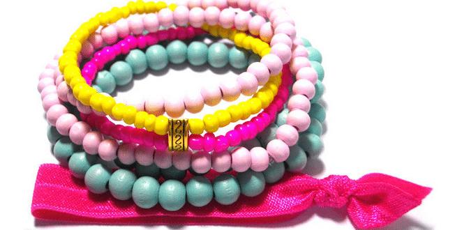Vrolijke armband Lovely For You