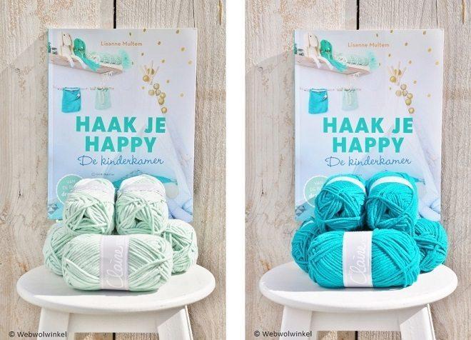 Webwolwinkel - Haak je happy ster pakket