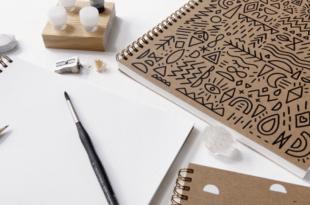 Schetsboek Dreamkey design