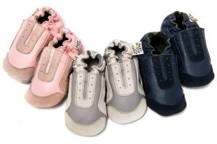 Baby Dutch presenteert collectie babyslofjes met sneakerlook