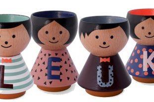 Nieuwe serie Bordfolk eierdopjes van Lucie Kaas bij OntbijtPret