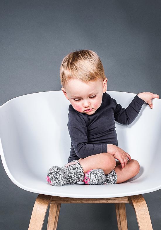 SOXS introduceert hippe geitenwollen sokken voor jong en oud