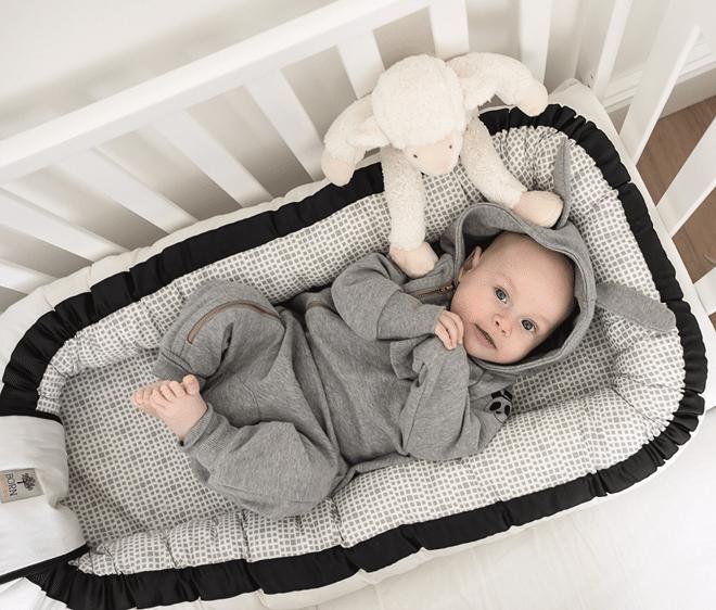 Musthave voor newborns: een bijzonder babynestje