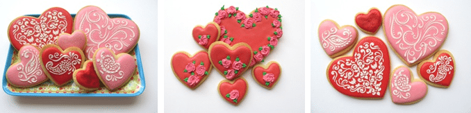 Valentijnkoekjes uit de eerste Nederlandse Etsy koekjeswinkel