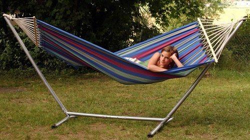 Haal het zomergevoel naar je tuin met een hangmat