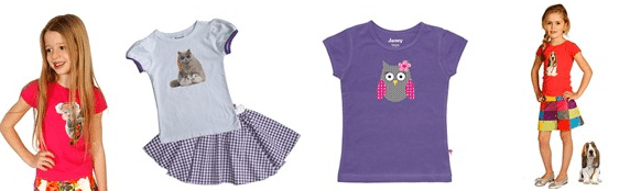 "Janey-Kidswear presenteert nieuwe collectie ""Summer of 2013"""