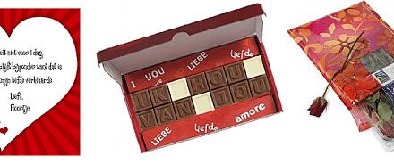 Cadeau tips voor Valentijnsdag