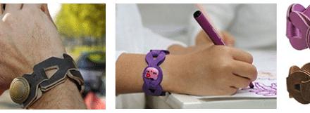 Hippe duurzame armbanden naar wens gestyled bij Loopz.nu
