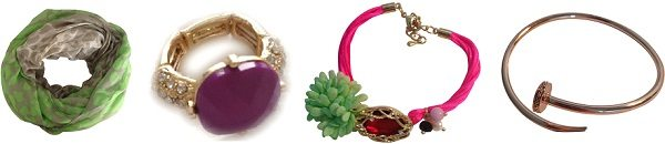 Betaalbare en fashionable jewels & accessoires