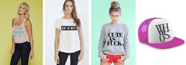 Organic streetwear, fairtrade accessoires en meer