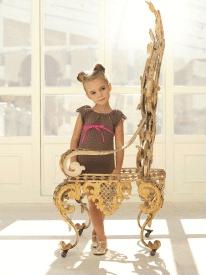 Stijlvolle kindermode met een glamorous twist bij Eleganza for Kids