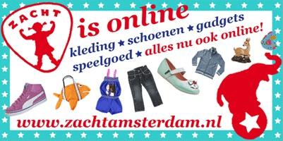 Kinderwinkel Zacht uit Amsterdam opent webshop