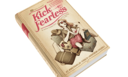 CircusPatz presenteert superdik avonturenboek Kick Fearless