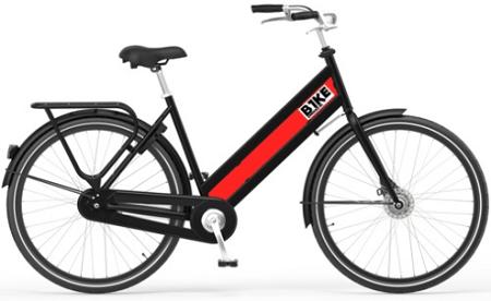 Nieuw: De OneBike: één fiets voor vader én moeder