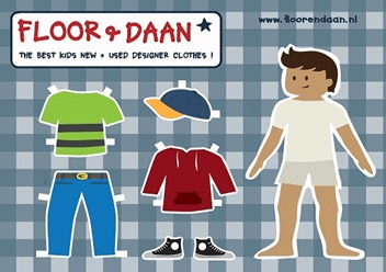Nieuwe eigenaar voor kindermodeshop Floor & Daan