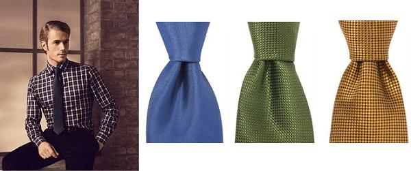 De perfecte look: strijkvrije hemden met bijpassende kreukvrije dassen